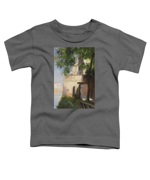 A View Of Venice From A Terrace Toddler T-Shirt