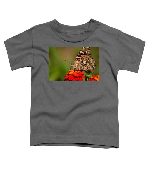 A Wing Of Beauty Toddler T-Shirt