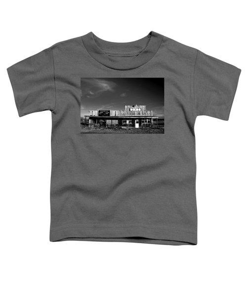 Abandoned Gas Station Toddler T-Shirt