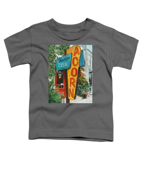 Acorn Theater Toddler T-Shirt