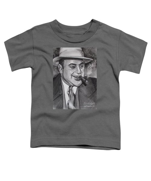 Al Capone 0g Scarface Toddler T-Shirt