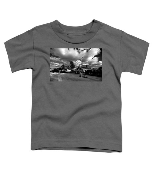 Algonquin Gas Station Toddler T-Shirt
