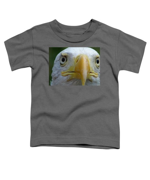 American Bald Eagle Toddler T-Shirt