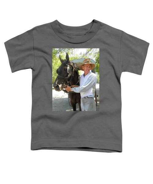 An Old Fashion Delivery Toddler T-Shirt