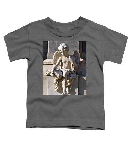 Angel Of Baroque Toddler T-Shirt
