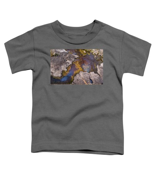 Toddler T-Shirt featuring the photograph Another World by Joanne Smoley