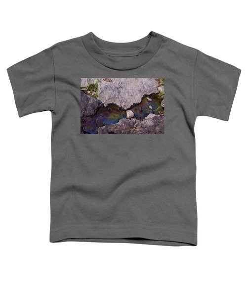 Toddler T-Shirt featuring the photograph Another World V by Joanne Smoley