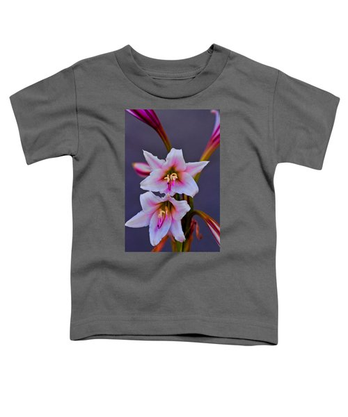 Toddler T-Shirt featuring the photograph Asiatic Lily by Bill Barber