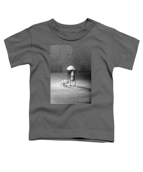 Bad Weather 01 Toddler T-Shirt