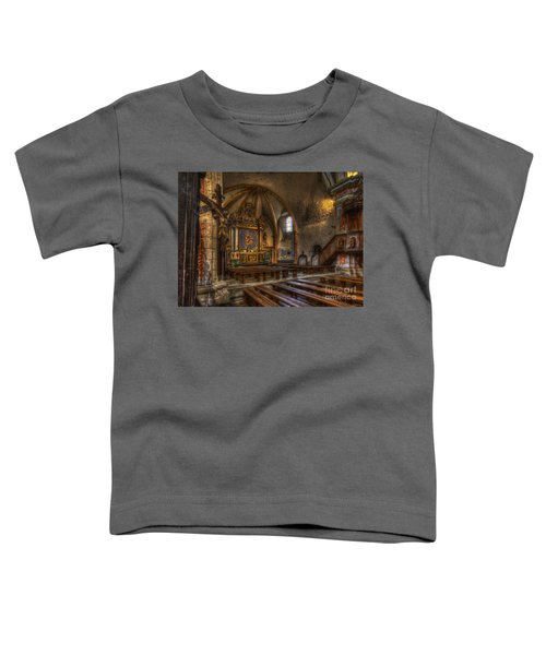 Baroque Church In Savoire France 2 Toddler T-Shirt