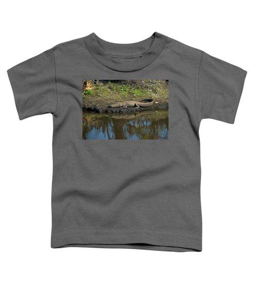 Basking Toddler T-Shirt