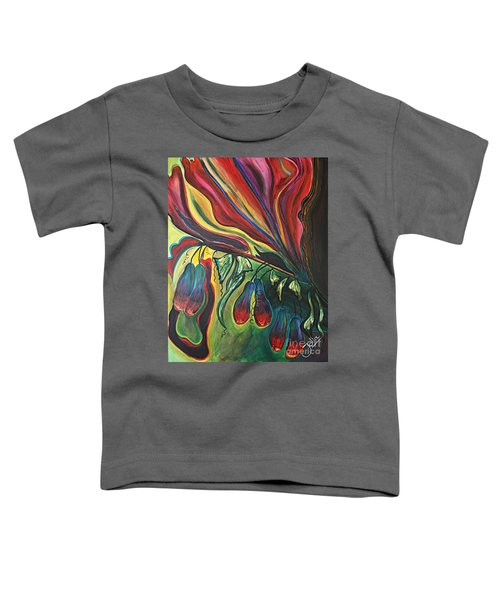 Blooming Expressions... Toddler T-Shirt