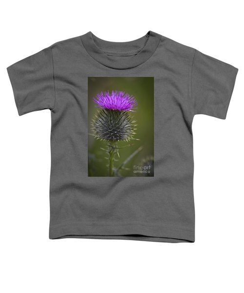 Blooming Thistle Toddler T-Shirt