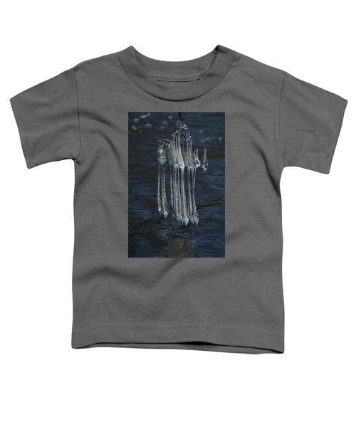 Blue Return Toddler T-Shirt