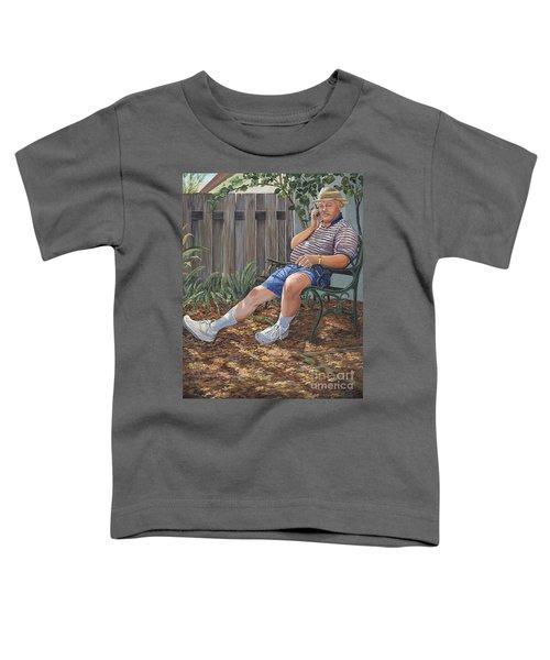 Blue Royal Toddler T-Shirt