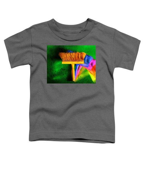 Brush Toddler T-Shirt
