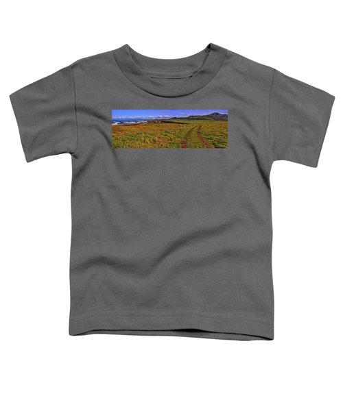 Buchon Trail Toddler T-Shirt