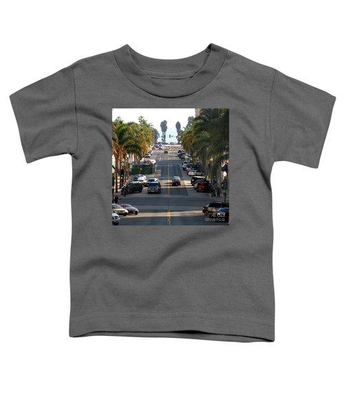 California Street Toddler T-Shirt