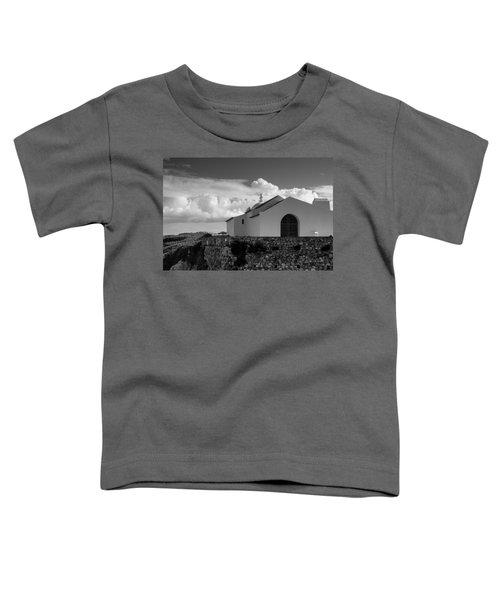 Capela Do Baleal Toddler T-Shirt