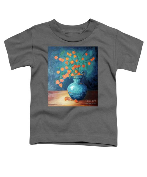 Chinese Lanterns Toddler T-Shirt