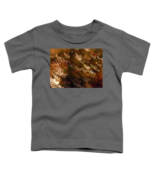 Christmas Card - The Manger Toddler T-Shirt