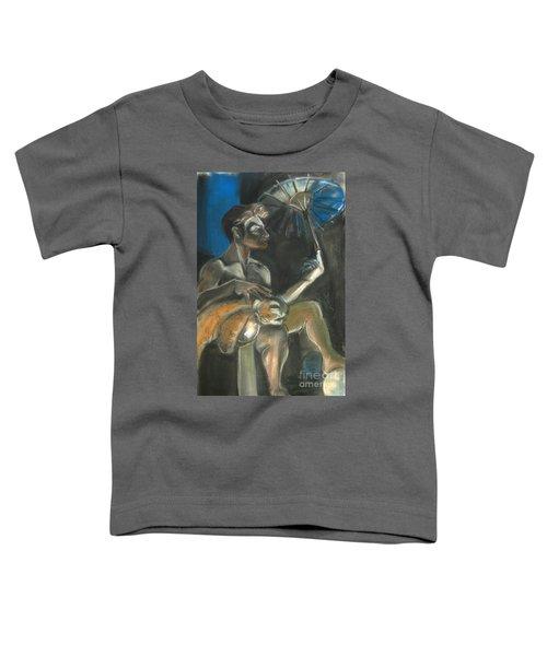 Circus Man Toddler T-Shirt