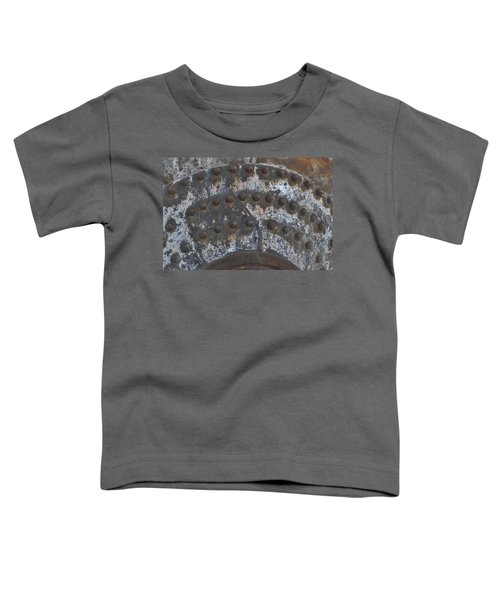 Color Of Steel 7a Toddler T-Shirt
