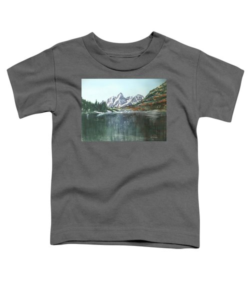 Colorado Beauty Toddler T-Shirt