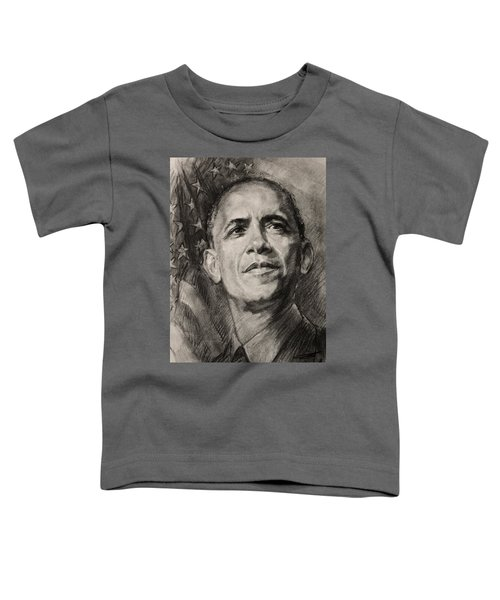 Commander-in-chief Toddler T-Shirt