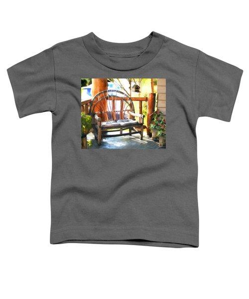 Cozy Corner Toddler T-Shirt