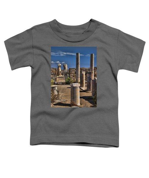 Delos Island Toddler T-Shirt