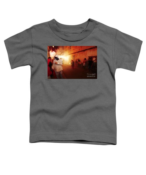 Demons In The Street Toddler T-Shirt
