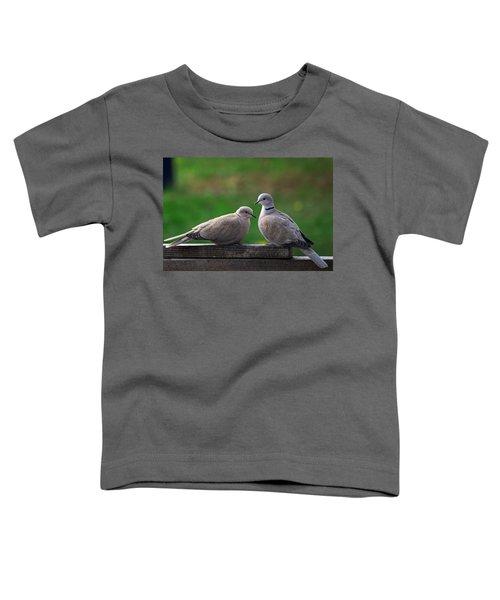Doves Toddler T-Shirt