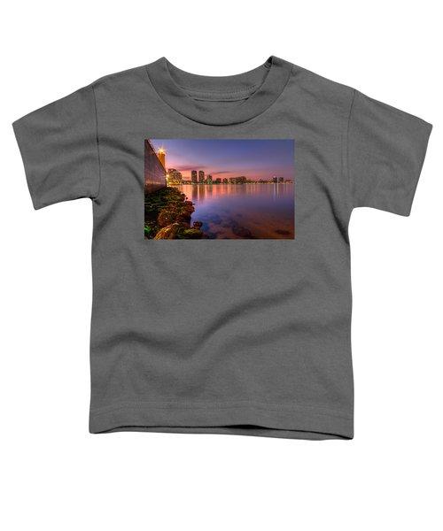 Evening Warmth Toddler T-Shirt