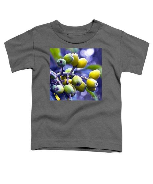 Sicilian Fruits Toddler T-Shirt
