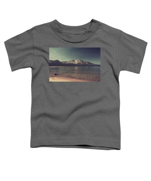 Fun At The Lake Toddler T-Shirt