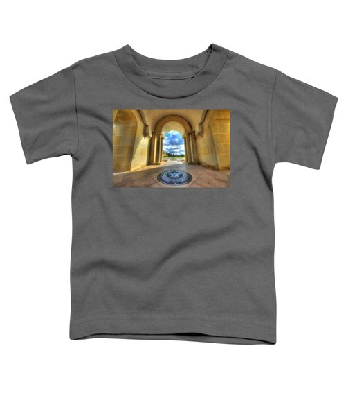 Gateway To A New Life Toddler T-Shirt