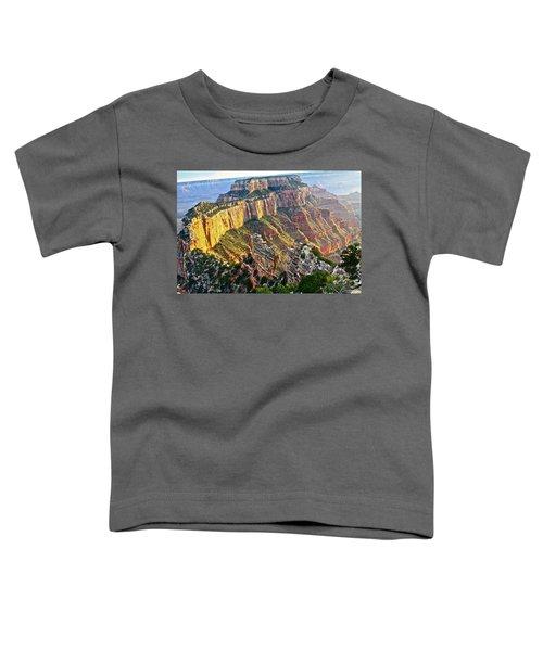 Gold Rim Toddler T-Shirt