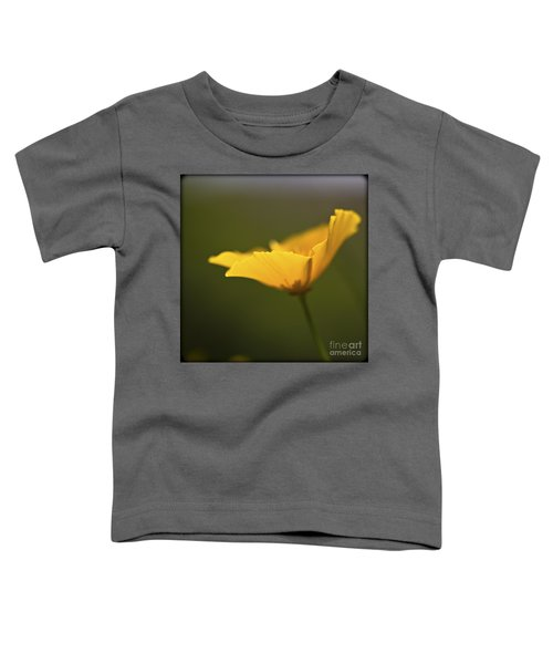 Golden Afternoon. Toddler T-Shirt by Clare Bambers