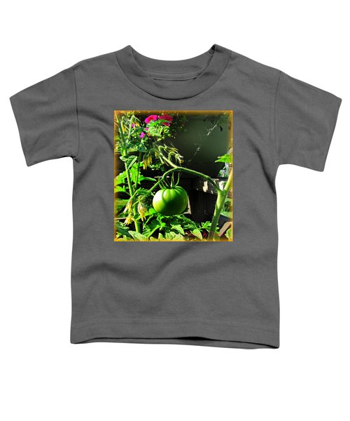 Green Tomatoes Toddler T-Shirt