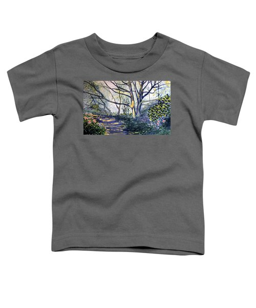 Halfway There Dane's Dyke Toddler T-Shirt