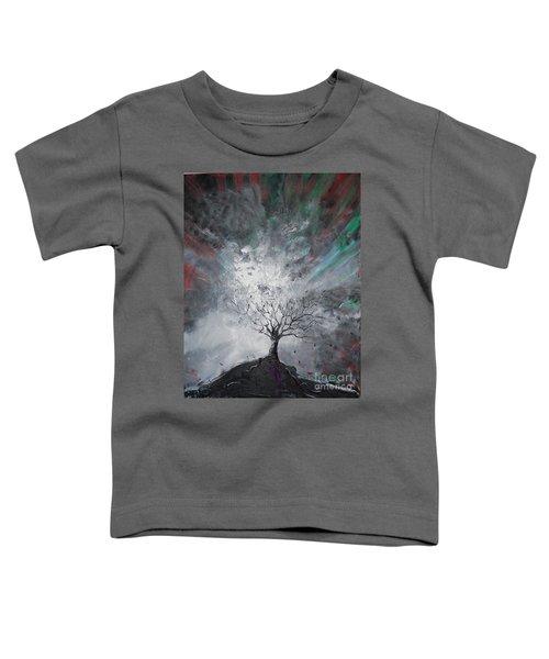 Haunted Tree Toddler T-Shirt