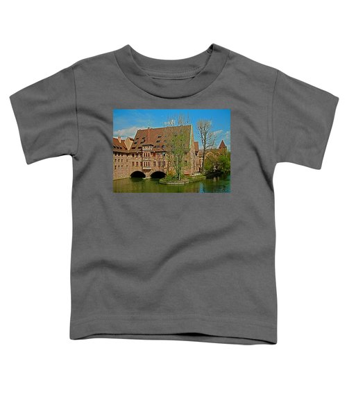 Heilig-geist-spital In Nuremberg Toddler T-Shirt