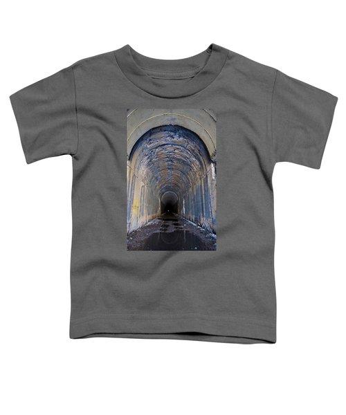 Hidden Tunnel Toddler T-Shirt