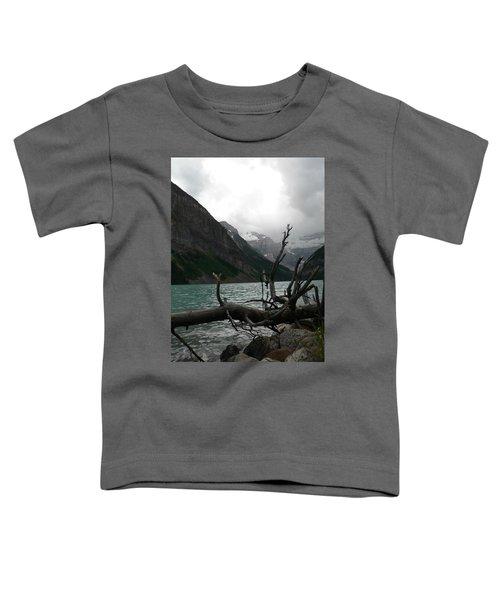 Lake Louise Toddler T-Shirt