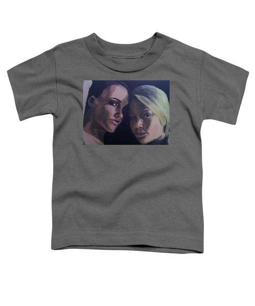 Leah And Tiffany Toddler T-Shirt