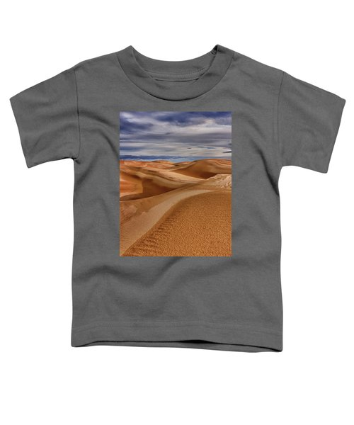 Lines To Infinity Toddler T-Shirt