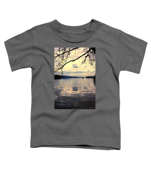 Loch Lommond Toddler T-Shirt