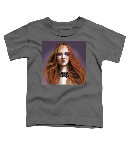 Lucy Westenra Toddler T-Shirt