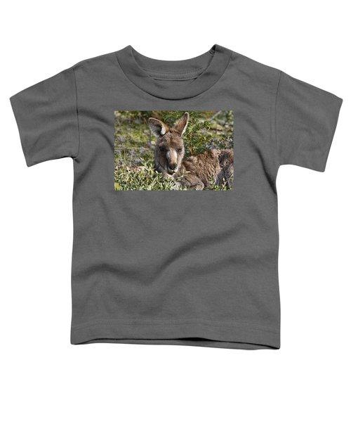 Lying Low Toddler T-Shirt